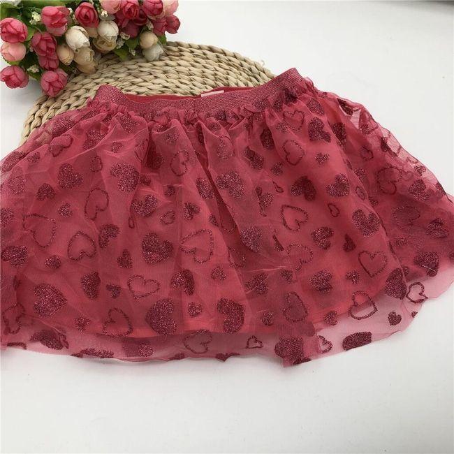 Dziewczęca spódnica Molly 1