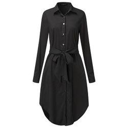 Košilové šaty Peg - velikost 8