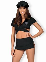 Kostim Police uniform PR_P43432