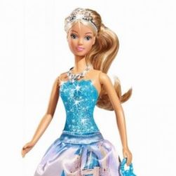 SIMBA DOLL STEFFI DREAM PRINCESS