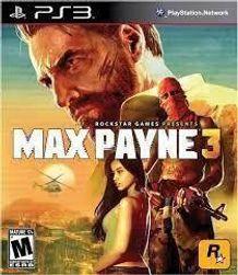 Gra  (PS3) Max Payne 3