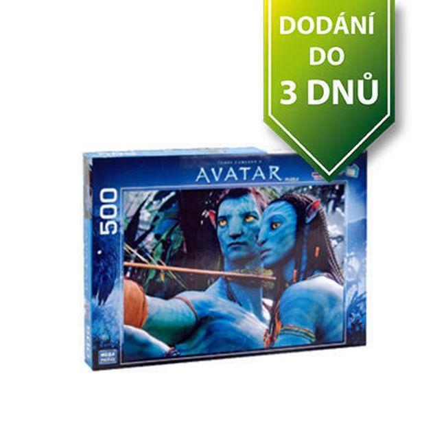Puzzle Avatar 3D -  z 500 kusů 1