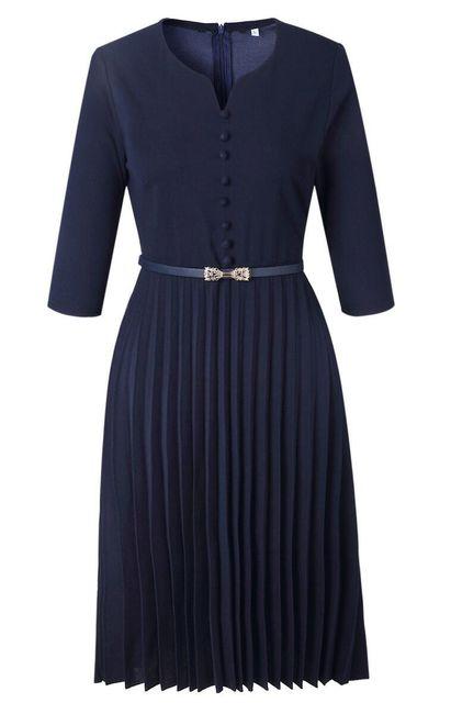 Bayan elbise Rianna 1