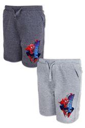 Kraťasy spiderman dětské LT_111036