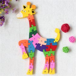 Drveni puzzle B05895