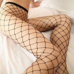 Ženske mrežaste najlon čarape LP1