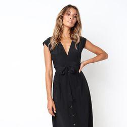 Женское платье без бретелей Solaine