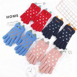 Детские перчатки B010823