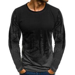 Pánské triko s dlouhým rukávem Adam
