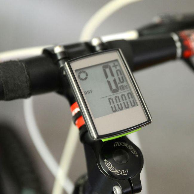 Brezžični tahometer s termometrom 1