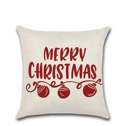 Noel yastık kılıfı EN189