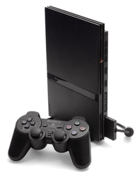 Konsola do gier PlayStation 2 Slim