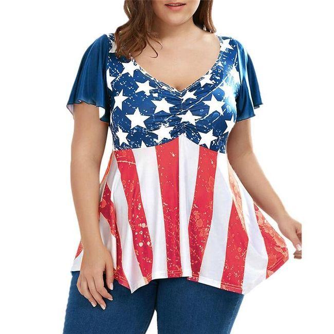 Дамска блуза Karri 1
