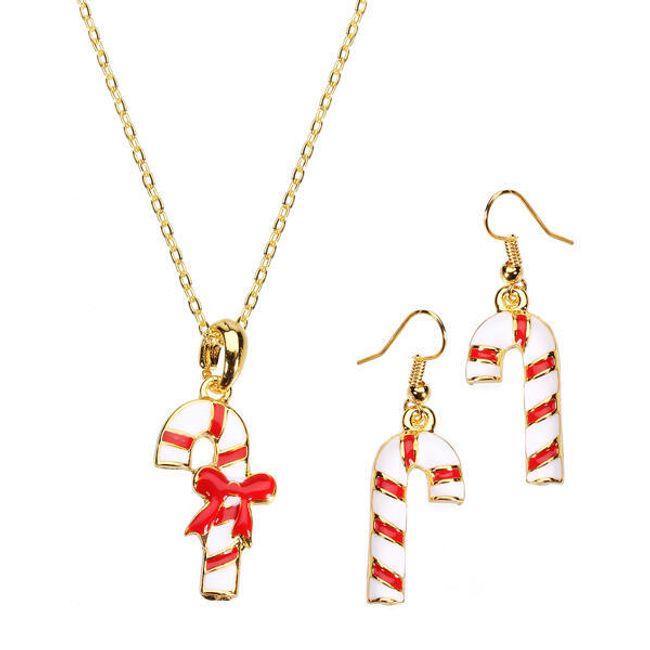 Sada šperků s vánočním motivem 1