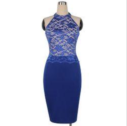 Elegantní koktejlové šaty