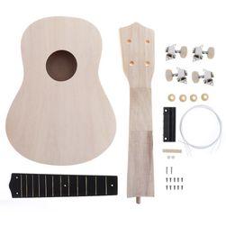 DIY ukulele Menchester