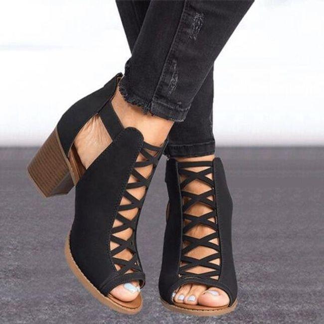 Женские сандали на каблуках Tallis 1