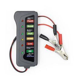 Тестер автомобильного аккумулятора и генератора 12V