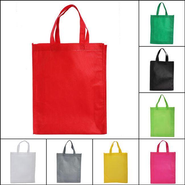 Textil bevásárló táska 1