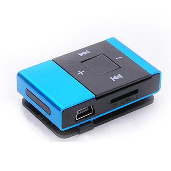 Mini USB MP3 plejer 1