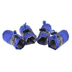 Водоустойчиви обувки за кучета