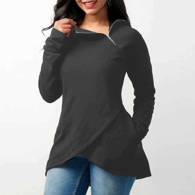 Női hosszú ujjú póló WT06