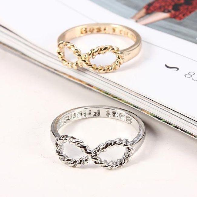 Gyűrű felirattal - legjobb barátok 1