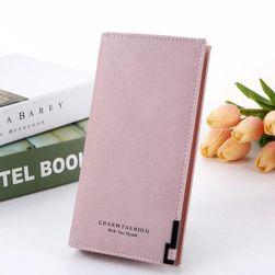 Dámská peněženka B01725 Růžová