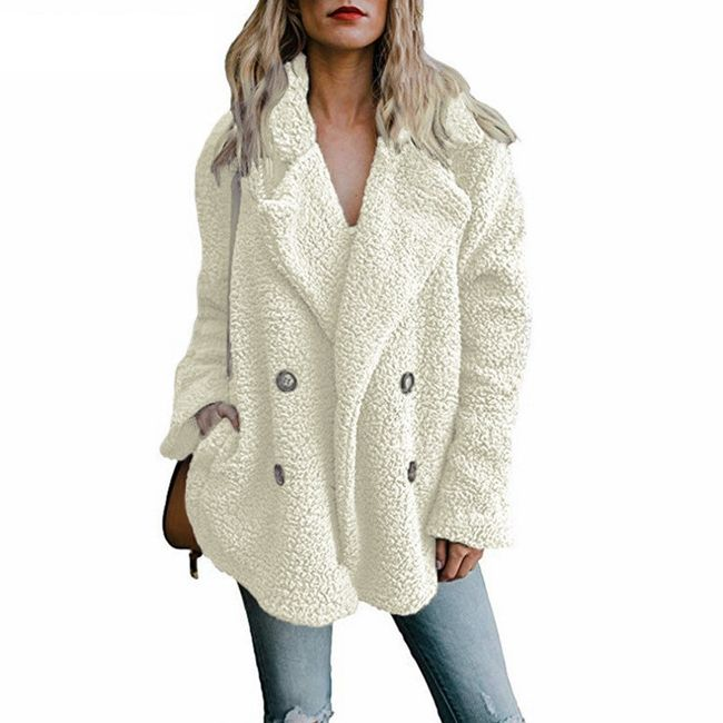 Ženski kaput Edallo 1