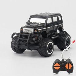 RC autíčko na dálkové ovládání - 5 variant Černá