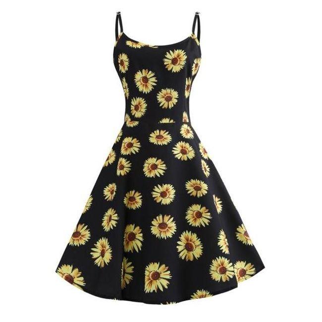 Női A szabású ruha Verona 1