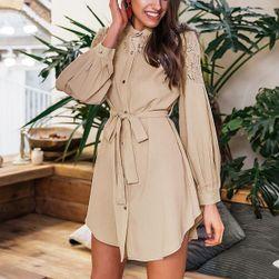 Bauan gömlek elbise TF9529