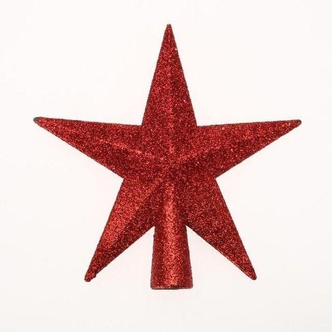 Vánoční hvězda Star 1