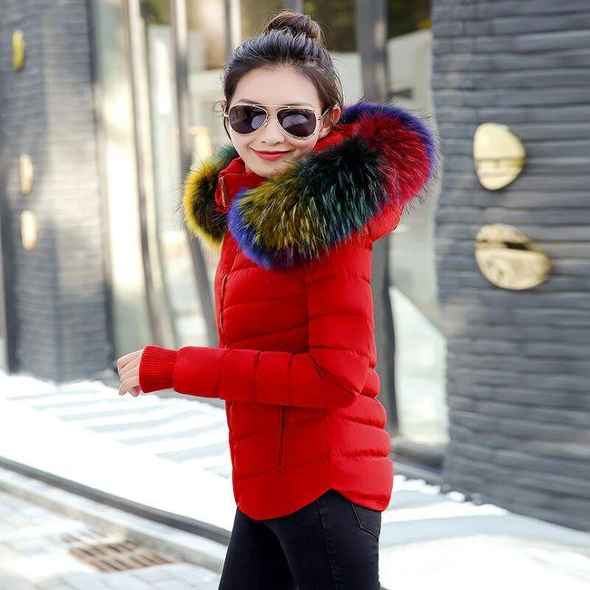 Ženska zimska jakna Lela - 5 boja 1