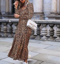 Женское макси платье Stacie