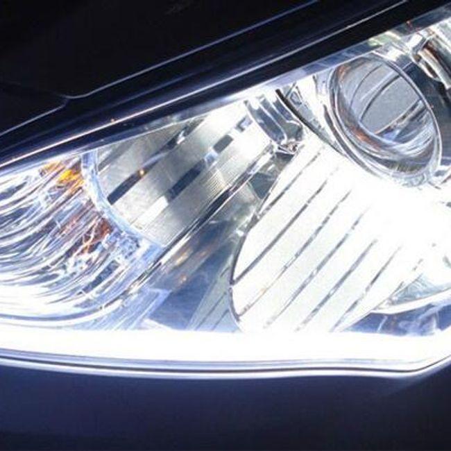 Set LED trakov za žaromete - mešanica barv 1