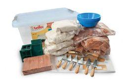 Stavebnica Teifoc School Set 320ks v plastovom boxe s úchytmi 39x19x29cm RM_48003564