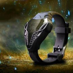 Мъжки часовник в оригинален дизайн - 2 цвята