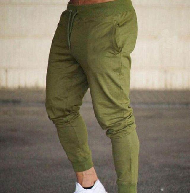 Męskie spodnie dresowe MT65 1