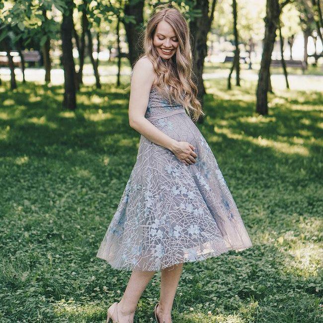 Damska sukienka wizytowa Valeria 1