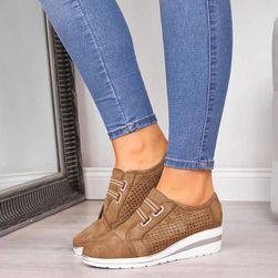 Ženske cipele na platformu Beckky