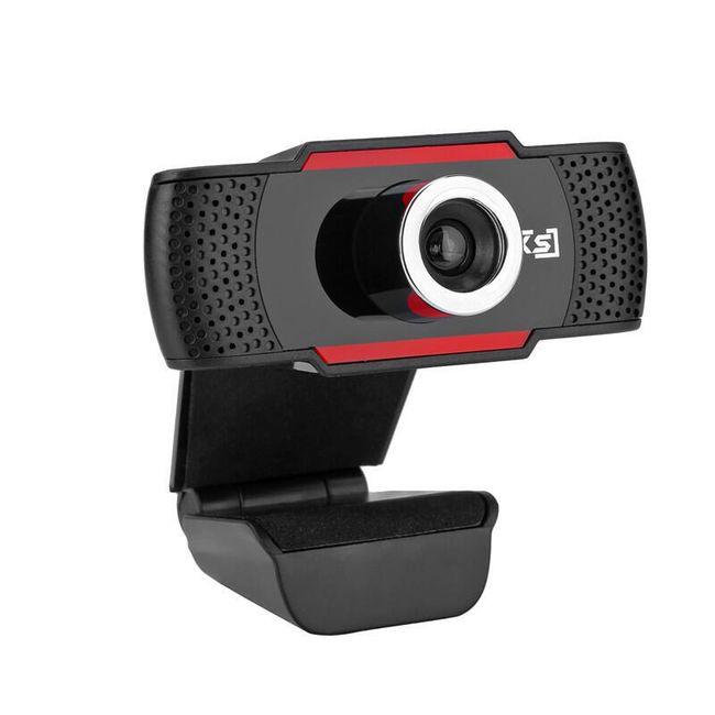HD webkamera 720p mikrofonnal 1