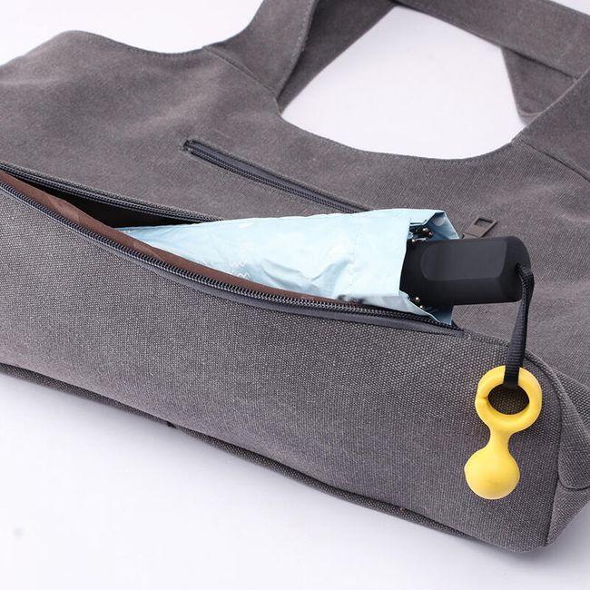 Vászon táska tiszta kivitelben