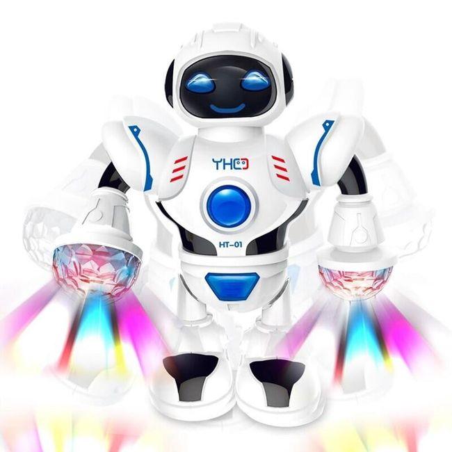 Robot koji pleše Chance 1