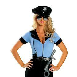 Kostým policistka Dana