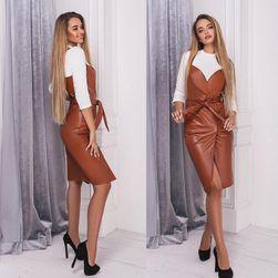 Midi elbise Roxana