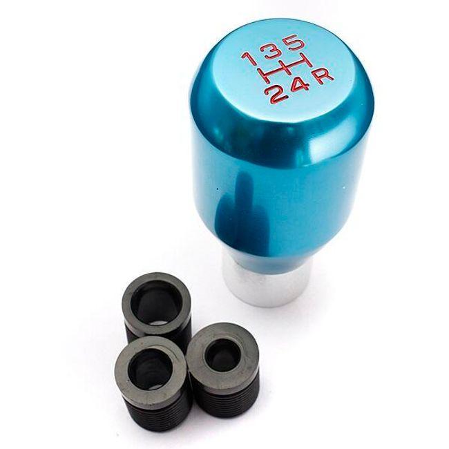 Univerzális alumínium sebességváltó gomb - 3 szín 1