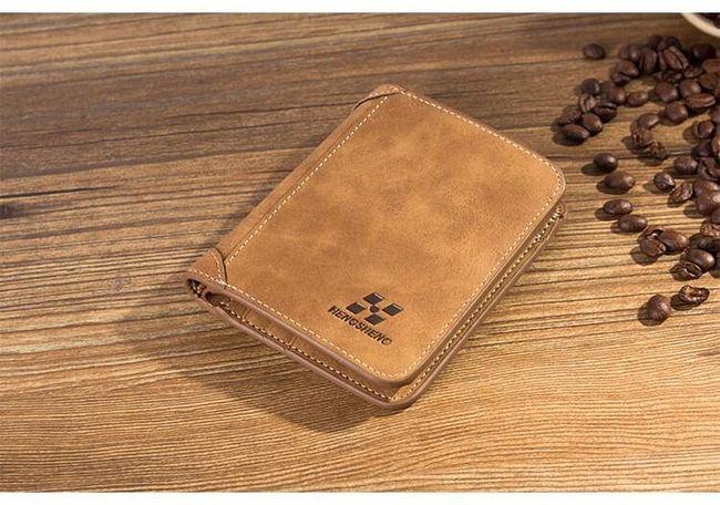Vintage férfi pénztárca - két változat
