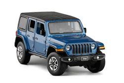 Модель автомобиля Jeep Wrangler
