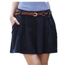 Šorc sa efektom suknje - 2 boje